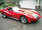 Chevrolet Corvette z roku 1976 jako Sport Wagon