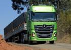 Užitková vozidla Daimler AG slaví úspěch v Brazílii