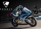 Fenris Motorcycles: 300 km/h na elektřinu v jedné stopě