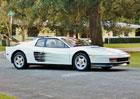 Bílé Ferrari Testarossa ze seriálu Miami Vice: Prodá se za 45 milionů, nebo ne?