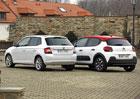 Video: Citroën C3 vs. Škoda Fabia – Kdo je na tom lépe s konektivitou?