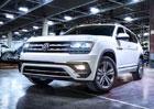 Volkswagen Atlas předvádí sportovně laděný paket R-Line