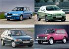 Pohled do historie: Kdo vládl na českém trhu před 20 lety? Opel nebo Fiat