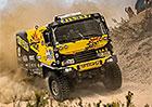 Pátá etapa Dakaru 2017: Macík řádil