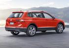 Volkswagen Tiguan LWB: Kodiaq z Wolfsburgu oficiálně