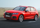 Audi SQ5 vyměnilo naftu za benzin a má přes 350 koní (+video)