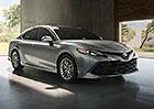 Toyota Camry 2018: Sexy jako nikdy