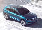 VW v Šanghaji představí elektrické SUV v téměř sériové podobě