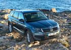 Škoda Kodiaq je nejlepší velké SUV v Británii, Fabia vládne malým vozům