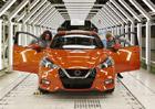 Výroba nového Nissanu Micra zahájena. Do Evropy se vrací po sedmi letech