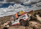 Jedenáctá etapa Rallye Dakar 2017: Prokop a Klymčiw útočí na elitní desítku