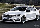 Už brzy na našich silnicích: Modernizovaná Škoda Octavia RS v tuningu…
