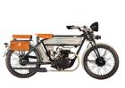 Sterling Autocycle je úplně nová motorka. Z Itálie...