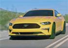 Ford Mustang se chystá na facelift. Bude vypadat... smutně!