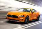 Ford oficiálně představuje omlazený Mustang (+video)