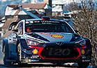 Rallye Monte Carlo po RZ8: Neuville před dvěma fordy