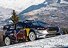Sobota Rallye Monte Carlo 2017: Vedou fordy, Neuville ze hry