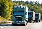 Scania: Plně autonomní řízení a skupinová jízda (+video)