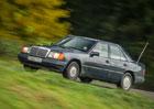 Na kolik přijde milion kilometrů v Mercedesu W124 200 D?