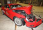 Ford Mustang: V testech Euro NCAP absolutní propadák!