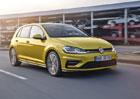 Modernizovaný VW Golf má technická data. Jaká je spotřeba litrového TSI? A co dynamika?