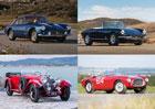 Kolik dnes dáte za historické auto? Klidně i přes sto milionů korun