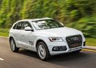 Audi svolává půl milionu aut. Teče do nich, nebo hoří