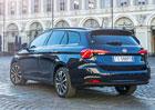 Fiat Tipo Kombi konečně odhaluje české ceny. Je o hodně dražší než sedan!