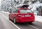 Vyrážíte lyžovat do Rakouska? Za lyže v autě hrozí vysoká pokuta! Na co dalšího si dávat pozor?