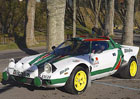 Lancia Stratos: Soutěžní legenda je k mání. Za hrozně moc...