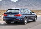 BMW 5 Touring navazuje na sedan nové generace (+videa)