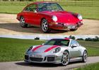 Porsche 911 a jeho deset nejlepších verzí v obrovské galerii!