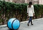Piaggio Gita: Tahle malá divná věc je osobní robot-taška