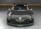 Prodrive připravuje Renault Mégane RX pro rallycrossové okruhy