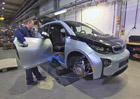 BMW prý umí zrecyklovat skoro celé i3. Podívejte se, jak to dělá!