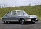 Citroën M35 (1969-1971): Pokus o kupé Ami s rotačním motorem skončil fiaskem