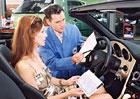 Ideální ojetina pro ženy? Červené SUV to fakt není...