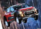 Citroën řeší problémy s C3 WRC. Chová se divně.