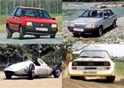Kde všude pomáhalo Porsche s vývojem? Škoda Favorit, vysokozdvižné vozíky i Opel Zafira!
