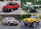 7 podivných wartburgů. Prohlédněte si varťas jako limuzínu či rallye speciál