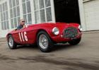 Ferrari 166 MM Barchetta: Zlomí všechny aukční rekordy?