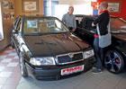 Tahle ojetá Škoda Octavia stojí 1,2 milionu. Její cena za čtyři roky pětkrát vzrostla!