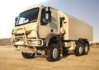 Tatra Trucks a Czechoslovak Group na IDEX 2017