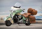 Indian Roadmaster Classic je majestátní a stylový cestovatel