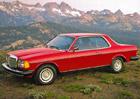 Mercedes-Benz C123: Kupé s hvězdou slaví čtyřicítku, debutovalo v Ženevě 1977