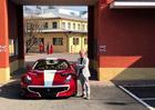 Horacio Pagani nakupuje u konkurence. Pořídil Ferrari F12tdf