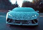 Takhle pracuje aktivní aerodynamika nového Lamborghini Huracán Performante