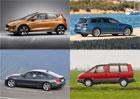 Typy karoserie: Co znamená liftback, notchback nebo landaulet? A existuje definice crossoveru?