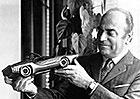 Před 20 lety zemřel italský automobilový designér Nuccio Bertone