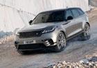 Range Rover Velar již není tajemství. Podoba odhalena!